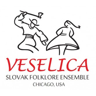 Slovak Folklore Ensemble Veselica and Children's Ensemble Veselicka
